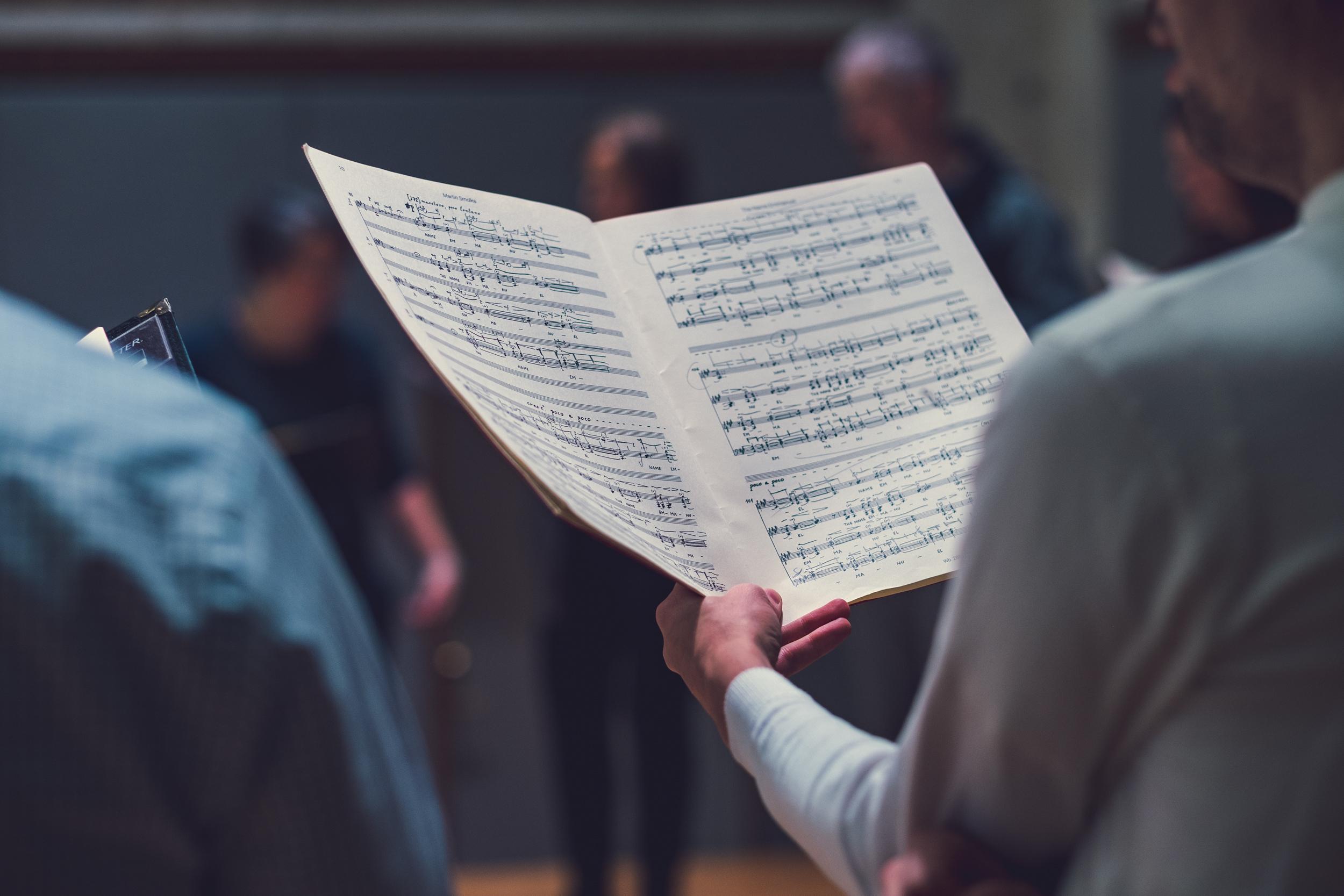 Prøvesang Solistkoret UNG